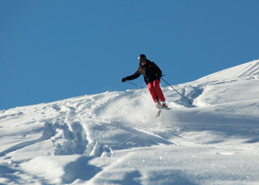 Nordica-Skitest