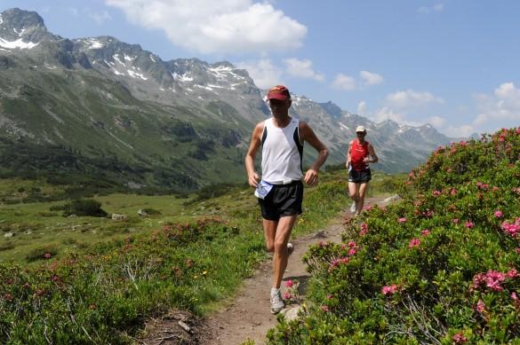 Montafon Arlberg Sparkassen Marathon 2010