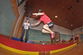 Florian Apler's Trainingseinheiten beim Sportalpen Trailrunning Camp