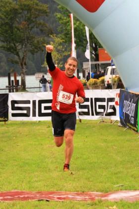 Sportalpen Trailrunning Team für Karwendelmarsch 2011