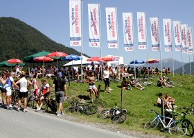 Rennrad fahren in St. Johann in Tirol