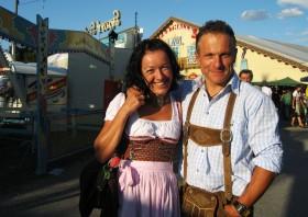 Renate Weber und Gerhard Budy