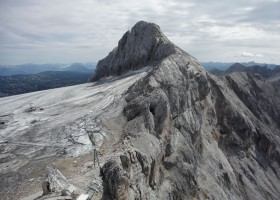 Dynafit goes summer Dachstein Gletscher