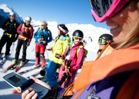 Salewa Climb to Ski Freeride Camp in St. Anton
