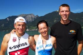 Die Wolfgangsee Challenge und das Sportalpen Aufgebot