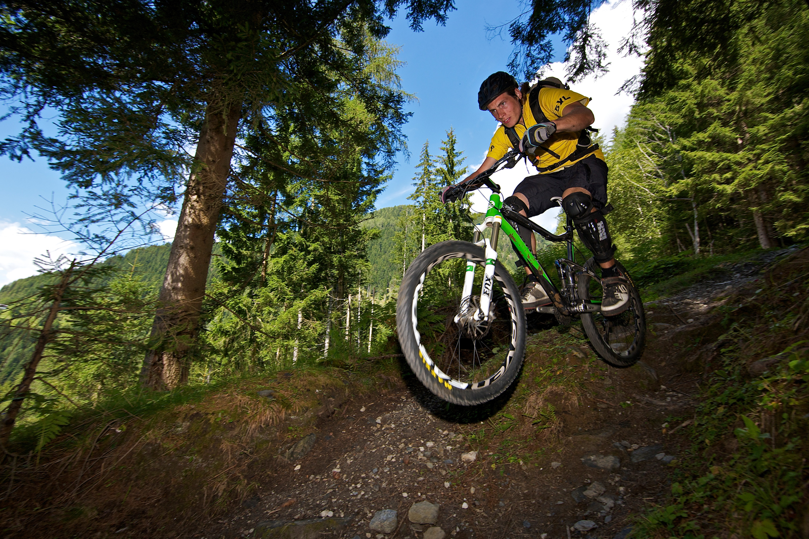 Mountainbiken Kärnten
