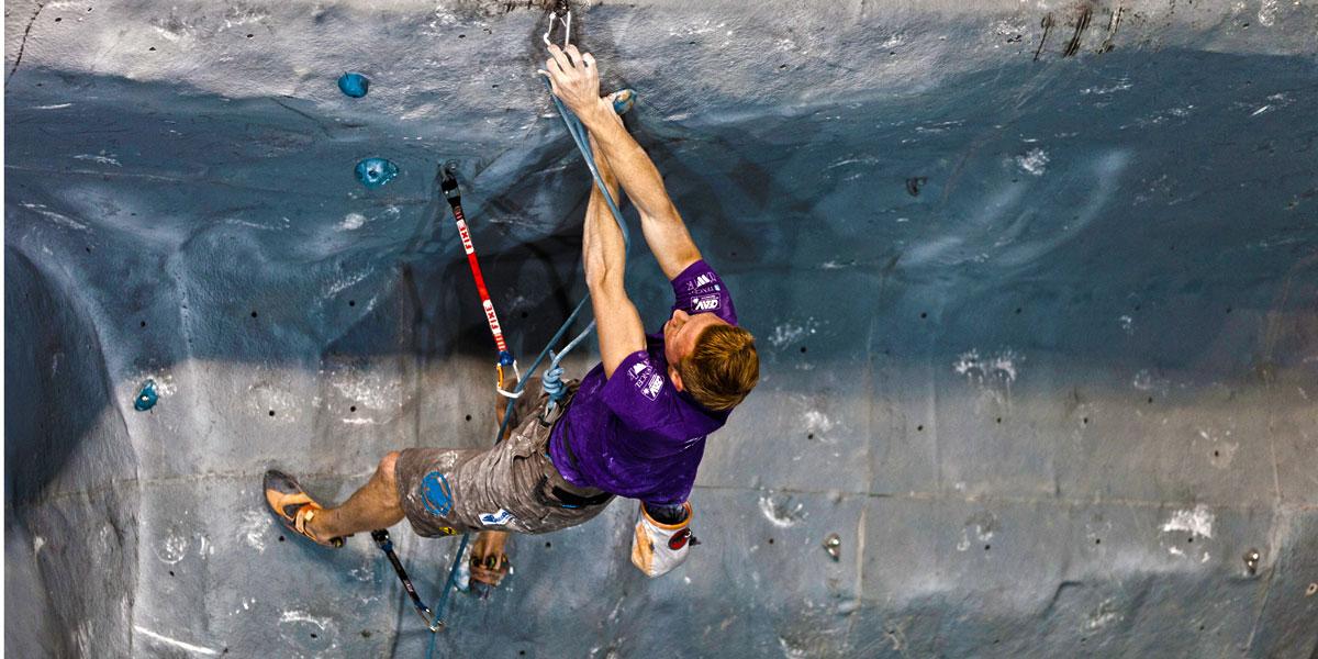 Kletter-Weltcup-Jakob-Schubert