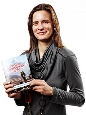 """Bergfilmfestival Salzburg 2011: Eva Maria Bachinger """" Die besten Bergsteigerinnen der Welt"""""""
