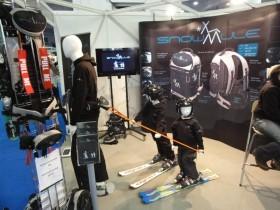 London Ski- und Snowboard-Show: Snowmule