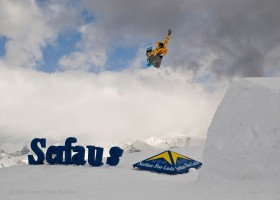Freestyle in Serfaus-Fiss-Ladis