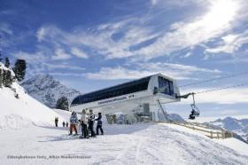 Schneesicheres Skigebiet Hoch-Ötz