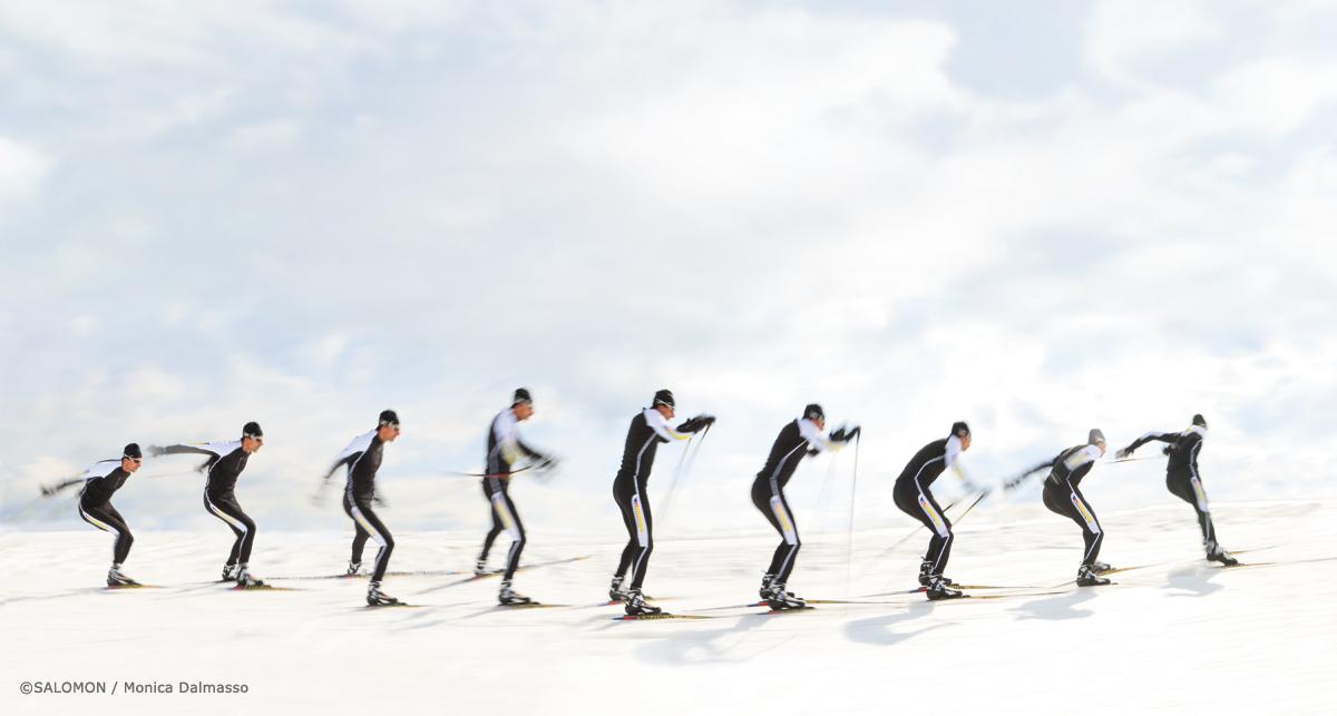 Salomon Skating Ski Ausrüstung