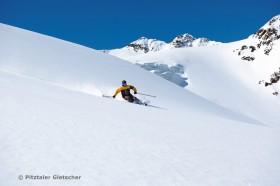 Schneesicheres Skigebiet Pitztaler Gletscher