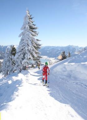 Skitourenrennen am Zwölferhorn