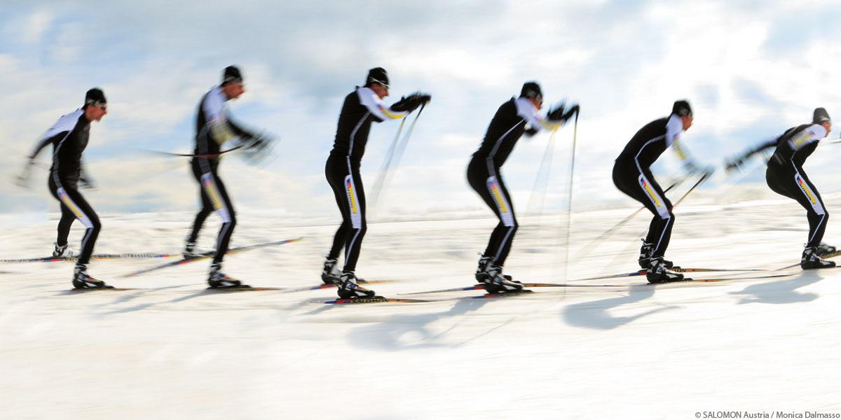 Langlauftechnik: die Entscheidung zwischen Klassisch und Skating