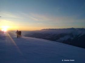 Snowbike Tour an das Dach Österreichs