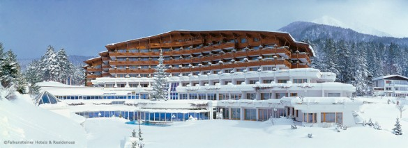 Falkensteiner Hotel & Spa Royal in Seefeld