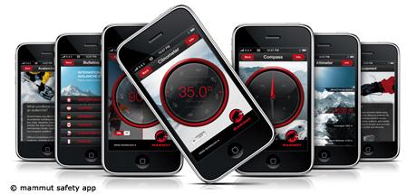 Nützliche Apps: Mammut Safety App