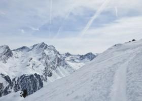 Tourenlehrpfad auf die Lampsenspitze in Tirol
