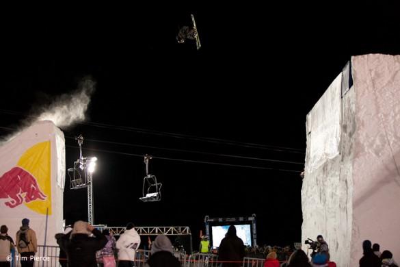 Atomic Freeskier Jossi Wells bei den Winter X Games