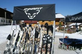 Dynafit Skitourenrennen für den Schneeleoparden