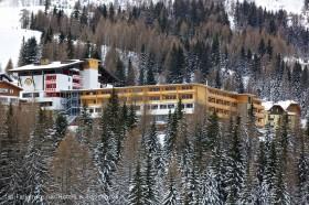 Falkensteiner Hotel Sonnenalpe im Skigebiet Nassfeld