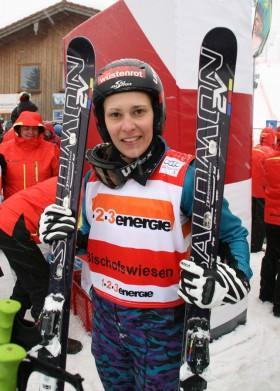 Skicross Weltcup in Bischofswiesen 2012 - Katrin Ofner
