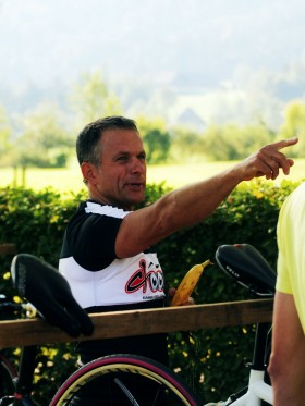Gerhard Budy Sportalpen Triathlon Cup