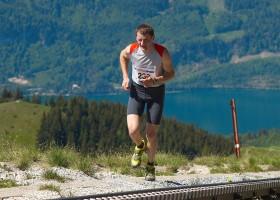Berglauf auf den Schafberg in St. Wolfgang am Wolfgangsee