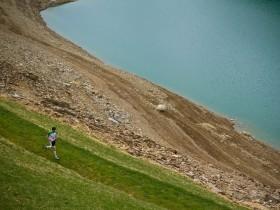 Andi Hofer Dynafit beim Oetzi Alpin