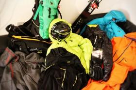 Salewa Ausrüstung für Alaska
