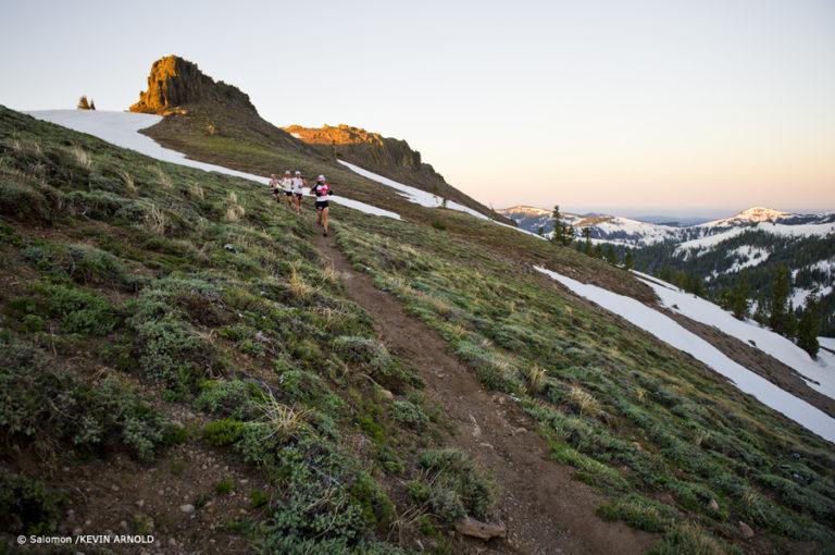 Trail Running Wettkampf