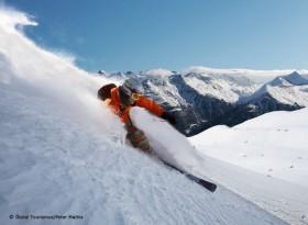 Peak to Creek Ötztal - Skifahren