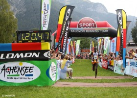 Achenseelauf der Salomon Running Tour