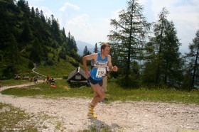 Berglauf auf die Katrin in Bad Ischl