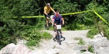 MTB Rennen im Salzkammergut vom Zwölferhorn