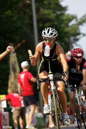 Triathlon Staffel beim TriStar am Attersee