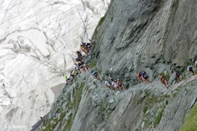 Berglauf auf den Grossglockner