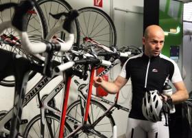 Airstreem Räder für den Rennrad Urlaub in Salzburg