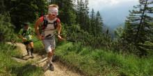 Die Strecke des Salomon 4 Trails geht über fast 10.000 Höhenmeter.