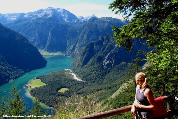 Берхтесгаден - национальный парк и заповедник в Баварии