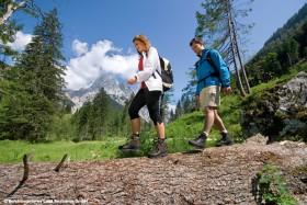 Wandern im Berchtesgadener Land