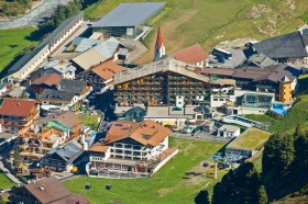 Hotel Edelweiss & Gurgl in Obergurgl