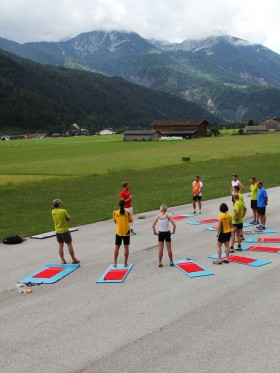 Trailrunning Camp mit Apler Athletica