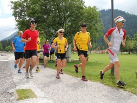 Trailrunning Camp am Achensee