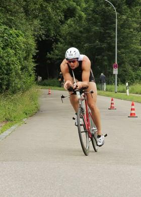 Triathlon Ingolstadt Torsten Radstrecke