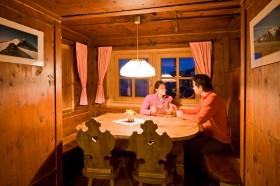 Gemütliche Hütte im Ötztal