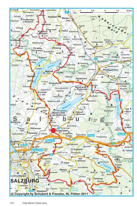 Radmarathon Eddy Merckx Classic