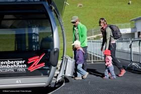 Zum Wandern mit den Zillertaler Bergbahnen