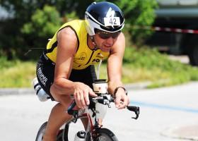 Rennradstrecke beim SalzburgerLand Triathlon